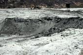 Vụ dân chặn QL1A: Cận cảnh bãi xỉ khổng lồ lộ thiên gây ô nhiễm khủng khiếp