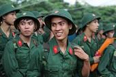 Bộ trưởng Phùng Quang Thanh: Quân đội đã giảm hơn 1 vạn quân số