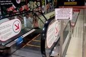 Lotte Mart quận 7 xin lỗi vụ sập thang cuốn