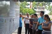 Danh sách 51 người trúng cử đại biểu HĐND tỉnh Bà Rịa-Vũng Tàu