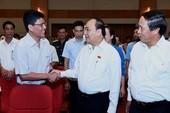 Thủ tướng Nguyễn Xuân Phúc nói về con đường 'ngắn nhất' và 'dài nhất'