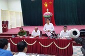 Chủ tịch Chung cam kết không có tấn công giải cứu