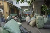 Tạm giữ gần 10 tấn hàng lậu tại ga Đà Nẵng