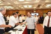 Thủ tướng làm việc với Tập đoàn Dầu khí PVN