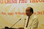 Chính phủ nói về vụ kiện của ông Trịnh Vĩnh Bình