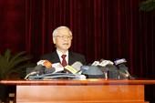 Tổng Bí thư nói về việc kỷ luật ông Nguyễn Xuân Anh