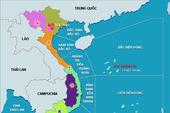 Sau bão số 12, mưa rất to từ Huế đến Bình Định