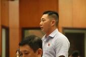 Chủ tịch quận 12 Lê Trương Hải Hiếu trả lời vụ Mầm Xanh