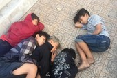 MC Trương Việt Phong gây xúc động với trẻ bụi đời