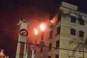Thủ tướng yêu cầu điều tra vụ cháy ở Cần Thơ