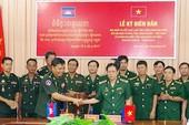 Bình Phước và tỉnh Tbong Khmum hợp tác chống tội phạm