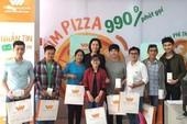 """Vietnamobile trao thưởng cho các """"game thủ"""" Drappy AR"""