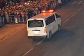 Người dân đón chờ ông Nguyễn Bá Thanh trở về