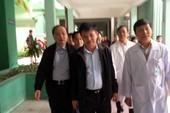 Đã thống nhất được phác đồ điều trị cho ông Nguyễn Bá Thanh