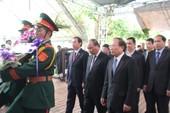 Tổng Bí thư, Thủ tướng, PTT Nguyễn Xuân Phúc viếng ông Nguyễn Bá Thanh