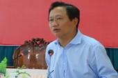 Ủy ban Kiểm tra Trung ương kết luận trường hợp ông Trịnh Xuân Thanh