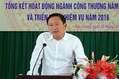 Đề nghị không công nhận tư cách đại biểu quốc hội ông Trịnh Xuân Thanh