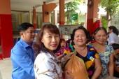 Hội CCB Sở Tư pháp TP.HCM mang Tết đến người nghèo