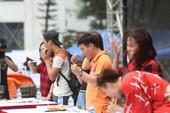 Ăn và xem tại lễ hội ẩm thực lớn nhất Hà Nội