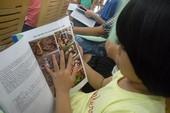 Trẻ Sài Gòn học cách phân biệt rắn độc, cây độc
