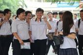 37 thí sinh bị đình chỉ trong môn thi đầu tiên