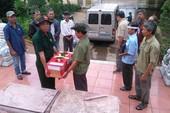 Đưa LS quân tình nguyện hy sinh sau 38 năm về Củ Chi