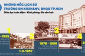 Trường ĐH KHXH&NV TP.HCM công bố 60 cựu SV tiêu biểu