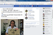 BS Trương Hữu Khanh bị mạo danh trên mạng để bán thuốc