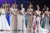 BTC Hoa hậu Hoàn vũ VN nói gì khi thi giữa bão?