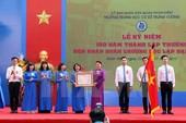 Chủ tịch QH dự lễ kỷ niệm 100 năm trường Trưng Vương