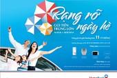 Gửi tiền VietinBank, trúng ô tô Honda City
