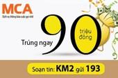 Viettel khuyến mãi lớn với dịch vụ MCA