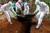 Đã có gần 10.000 ca nhiễm Ebola