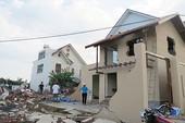 Vũng Tàu: 'Xã hội đen' xây nhà không phép bán cho dân