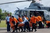 QZ8501 hạ cánh an toàn trước khi chìm?