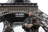 Pháp điều 10.000 binh sĩ bảo vệ an ninh