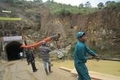 Tháng 4 phải báo cáo vụ sập hầm thủy điện Đạ Dâng - Đa Chomo