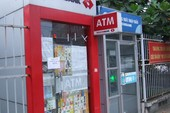 Chưa kịp rút tiền ATM, xe đã 'bốc hơi'