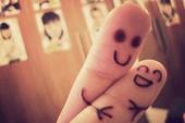 Những ngón tay đau