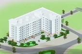 Bố trí 376 căn nhà ở xã hội tại bốn chung cư