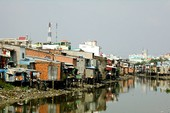 Hơn 1.600 căn nhà bị ảnh hưởng bởi dự án rạch Xuyên Tâm