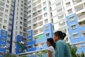 Hàng loạt chung cư bị ách mua bán