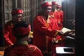 Ấn đền Trần: Phát không nhưng phải công đức