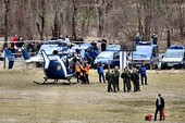 Máy bay rơi, 150 người thiệt mạng