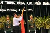 Ban Tuyên huấn Trung ương Cục miền Nam nhận danh hiệu anh hùng