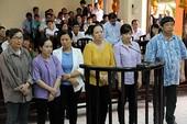 Tham ô tài sản BV huyện Vĩnh Thuận, sáu bị cáo lãnh án