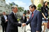 TP.HCM mong hợp tác với Anh về phát triển đô thị