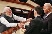 Thủ tướng Ấn Độ ủng hộ tự do hàng hải