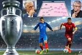 Ronaldo 'động kinh' tại Stade de France?
