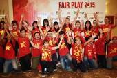 'Hướng đến cái đẹp để nâng tầm bóng đá Việt'